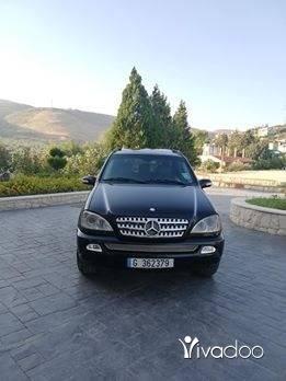 Mercedes-Benz in Beirut City - Ml