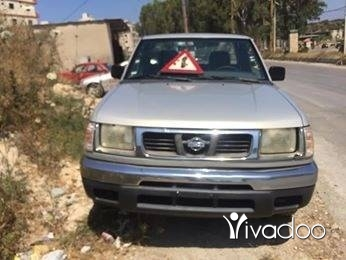 نيسان في مجدلايا - Nissan mod 2000 aut ac 4 cyl ajnabi jdid .