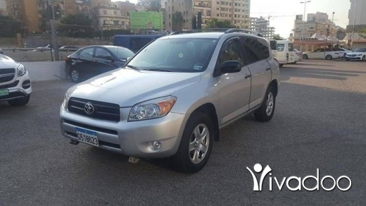 Toyota in Beirut City - Toyota RAV4 full automatic 4WD 2008