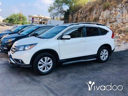 هوندا في ضبيه - Honda CRV 2013 ex 4x4 in excellent condition