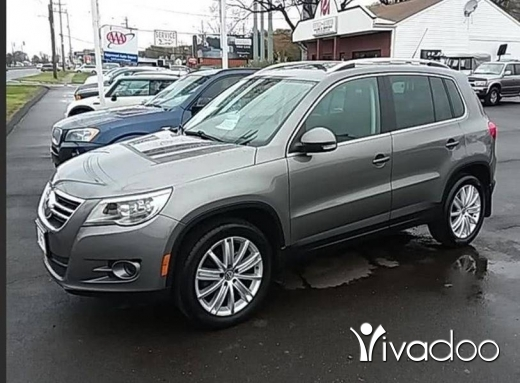 Volkswagen in Beirut City - Volkswagen tiguan 2009 fully loaded very clean car loan available 70788894