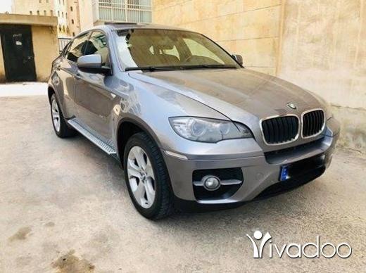 BMW in Beirut City - Bmw x6 2010 masdar sherkh