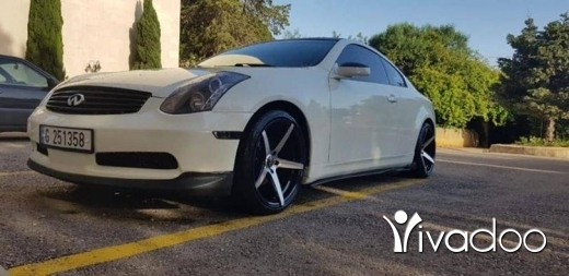 Infiniti in Baabda - G35 infinity Fully Loaded ( Many Upgrades and Mapping)