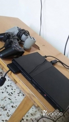 PS2 (Sony PlayStation 2) in Tripoli - بلاي ستايشن ٢