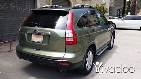 Honda in Deir Ammar - CRV 2009 4x4
