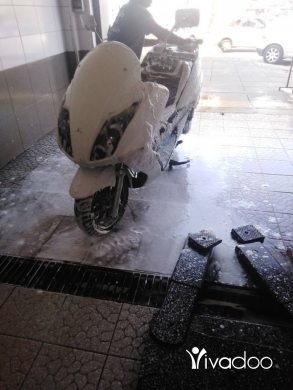 Motorbikes & Scooters in Mkalles - موتسكل نضيف لا يحتاج شيء