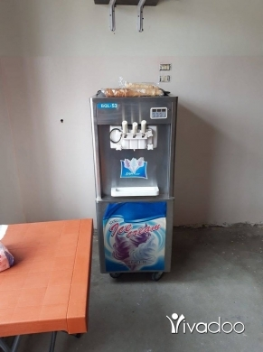 Autres appareils électroménagers dans Ersal - مكنة ايس كريم للبيع شبه جديدة عرسال