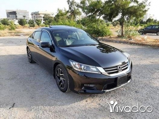 Honda in Tripoli - Honda accord 2014 EXL