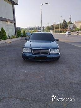 Mercedes-Benz in Saida - S 500 model 91 full options jnota amg