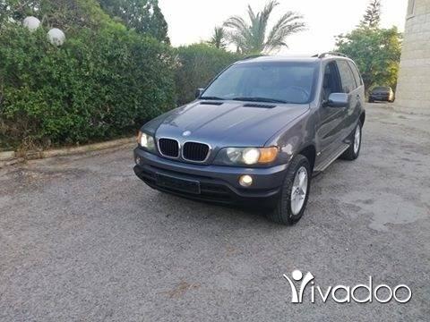 BMW in Zefta - x5 2002 moter 3.0