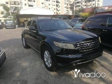 Infiniti in Port of Beirut - FX 35
