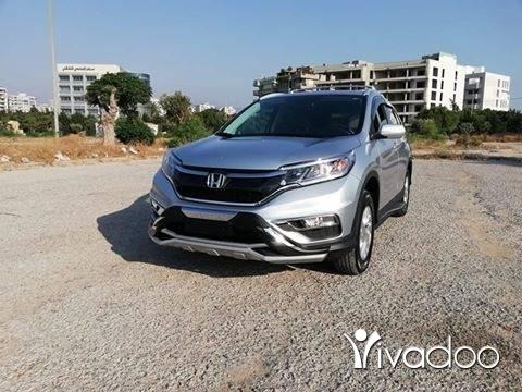 Honda in Tripoli - Honda CRV 2015 LX
