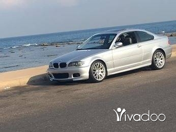 BMW in Tripoli - bmw e46