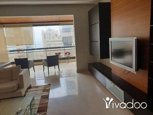 Apartments in Beirut City - Furnished appartment for rent located in rawche