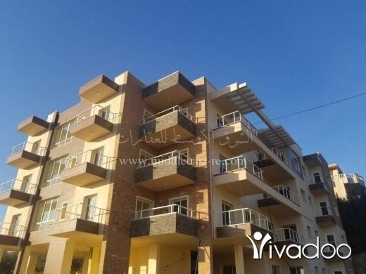 Apartments in Ardeh - شقق للبيع في أردة سوبر ديلوكس موقع مميز