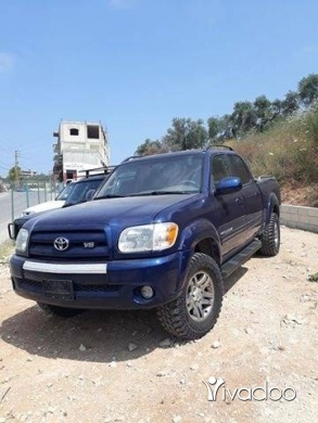 Toyota in Zgharta - Toyota tundra limited V8 2006. 2 weel