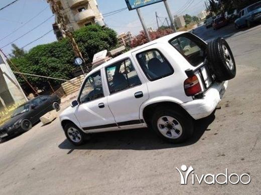 Kia in Tripoli - كيا سبورتاج فورويل 96