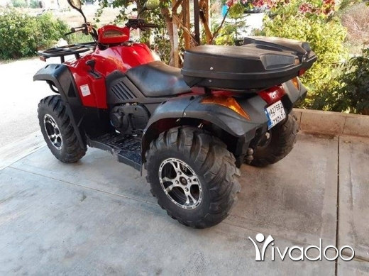 Other in Tripoli - atv cf moto 500 cc model 2009 4×4