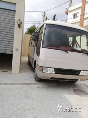 Vans in Menyeh - باص روزا 2005