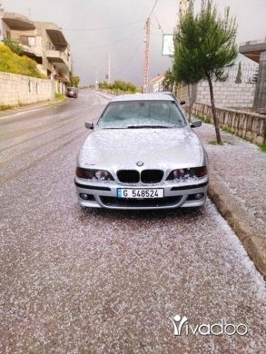 BMW in Beirut City - Bmw 528i full option