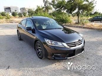 Honda in Tripoli - Honda accord 2014 EXL