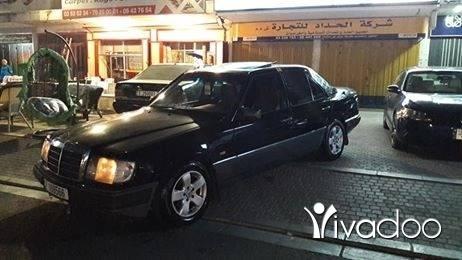 Mercedes-Benz in Tripoli - 260E model 1992 benzin