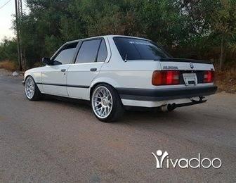 BMW in Al Bahsas - 1990 3.0 autoblock hiders sa7en debriaj n7as