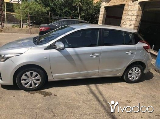 Toyota in Bikfaya - Toyota yaris 2016 one owner for infos 03349599