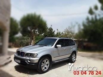 BMW in Majd el-Youne - x5 super clean v8