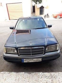 Mercedes-Benz in Port of Beirut - C180 96