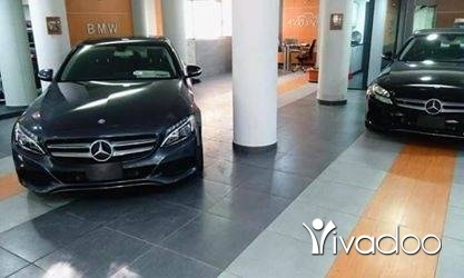 Mercedes-Benz in Beirut City - Mercedes C300. 2015.