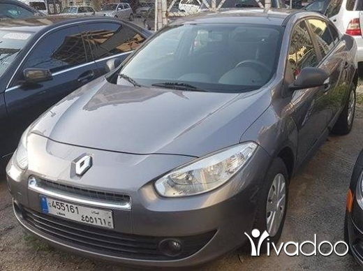 Renault in Beirut City - renault fluence