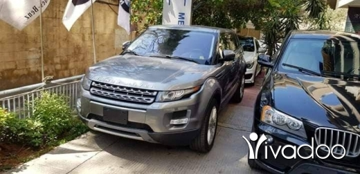 Rover in Beirut City - Range rover Evoque model 2012Full options, 5Cameras, Panoramic roof, only 50,000 mls clean car wit