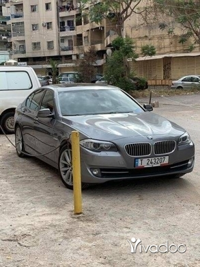 BMW in Zgharta - Bmw 535i 2011 twin turbo