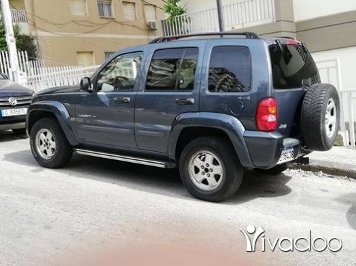 Jeep in Beirut City - Jeep liberty 2002 limited