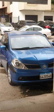Nissan in Naccache - Tiida 2006