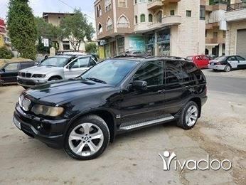 BMW in Ain Dara - X5 8 سيلندر