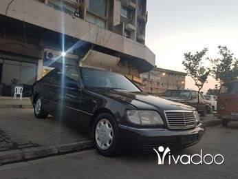 Mercedes-Benz in Tripoli - 300SE model 91