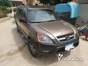 Honda in Majd Laya - CRV EX 2004