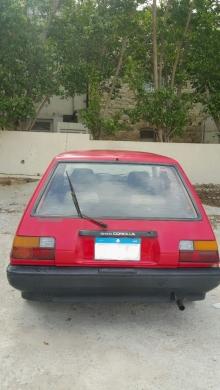 Toyota in Hadeth - Toyota corolla 1987