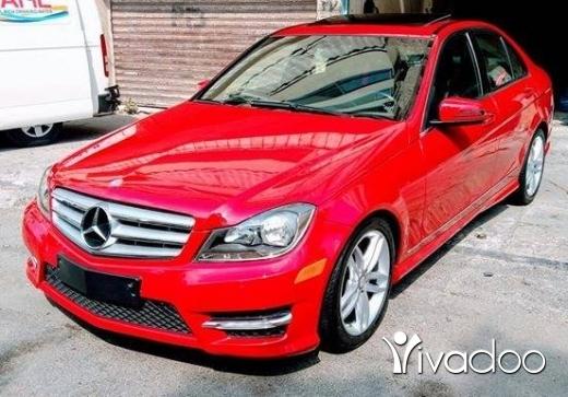 Mercedes-Benz in Saida - C250 mod 2013klm 55000 alf