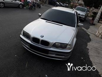 BMW in Nabatyeh - Newboy