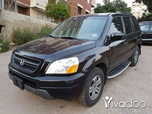 Hyundai in Khalde - Honda pilot ex black 4wd 2004