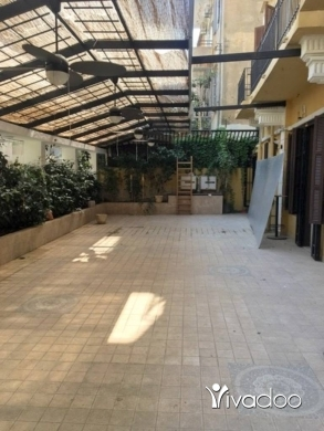 Shop in Achrafieh - Restaurant for rent in Mar Mikhael with Terrace