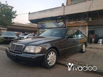 Mercedes-Benz in Tripoli - 300SE model 91