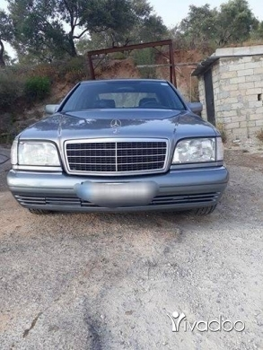 Mercedes-Benz in Zgharta - Mercedes S 500 92 . Inkad 2019