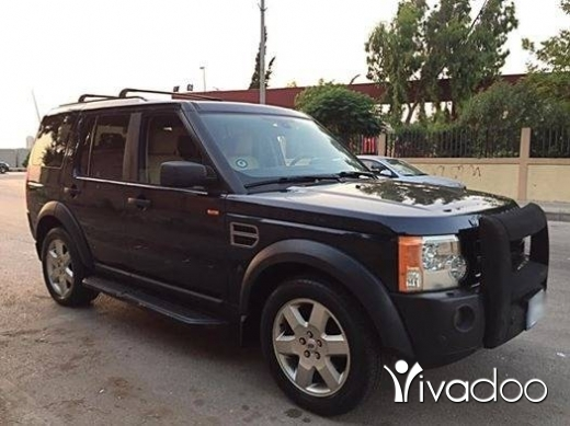 Land Rover in Tripoli - LAND ROVER LR3 MODEL 2006 FUL