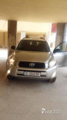 Toyota in Tripoli - للبيع جيب تويوتا رافور موديل 2008.sport دفتر 2019