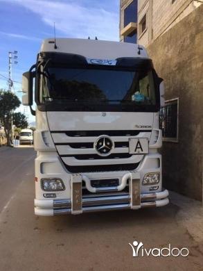 Trucks in Zahleh - Actros