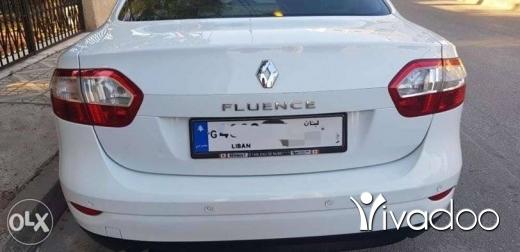 Renault in Saida - renault fluence 2011